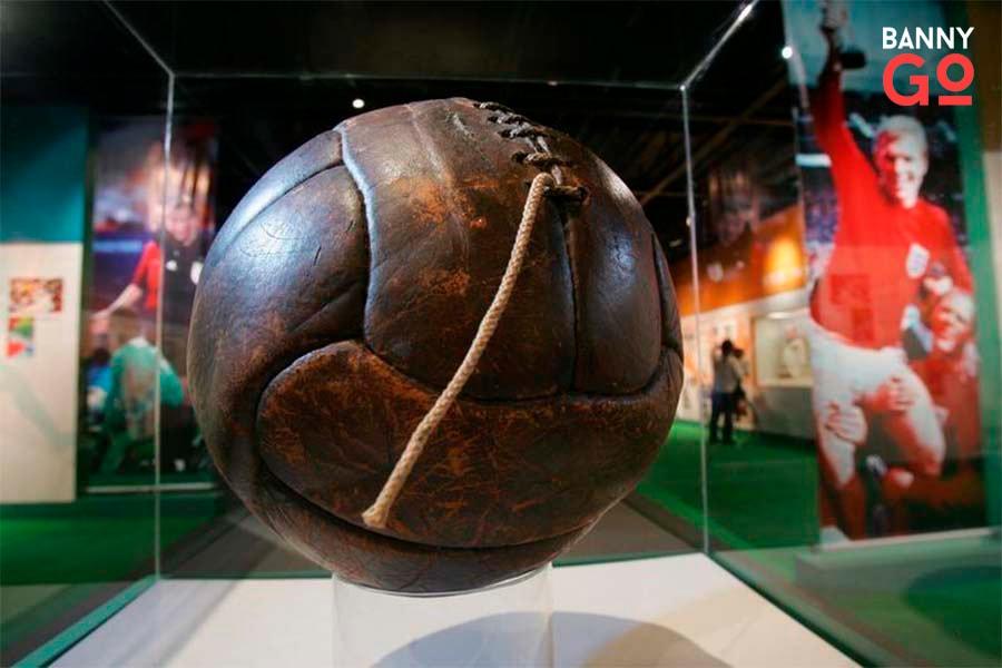 Tarihteki İlk Futbol Topu