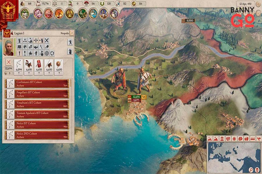 İmperator Rome İnceleme