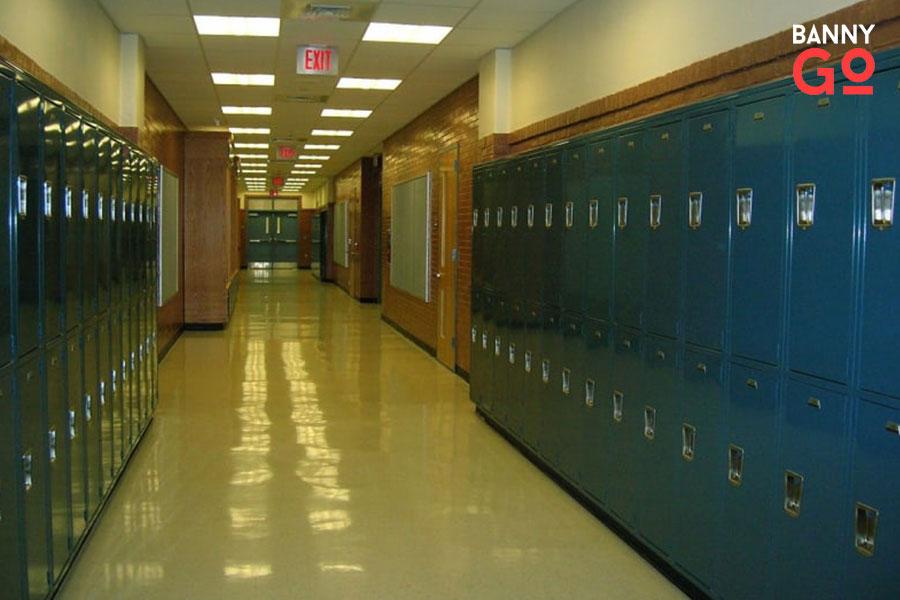 Okul Koridoru
