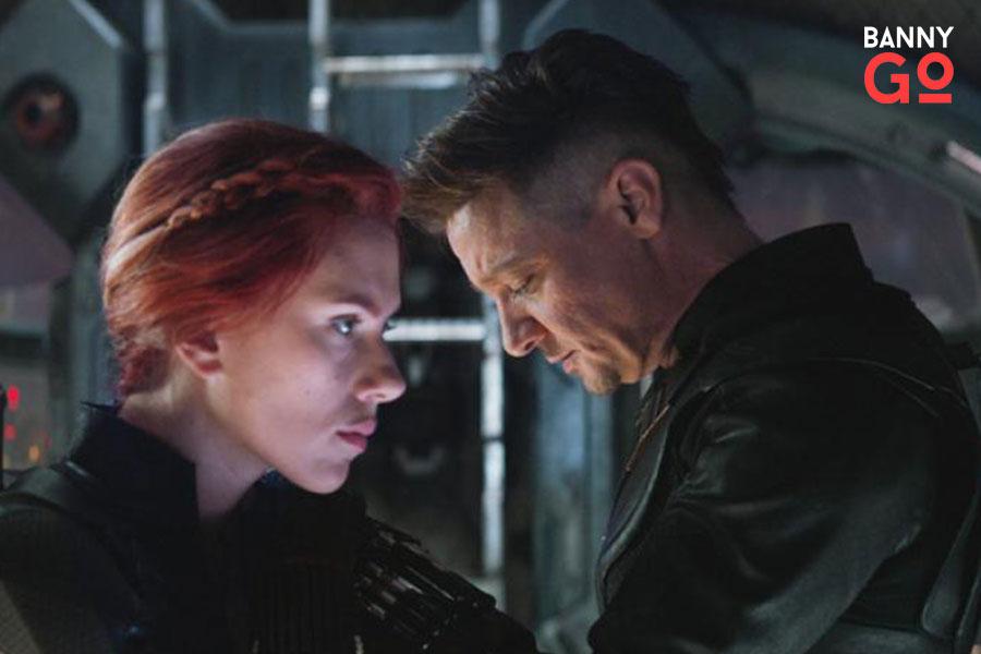 Natasha Romanoff ve Hawkeye
