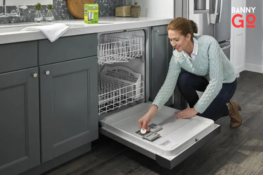 dishwasher cleaning tablets