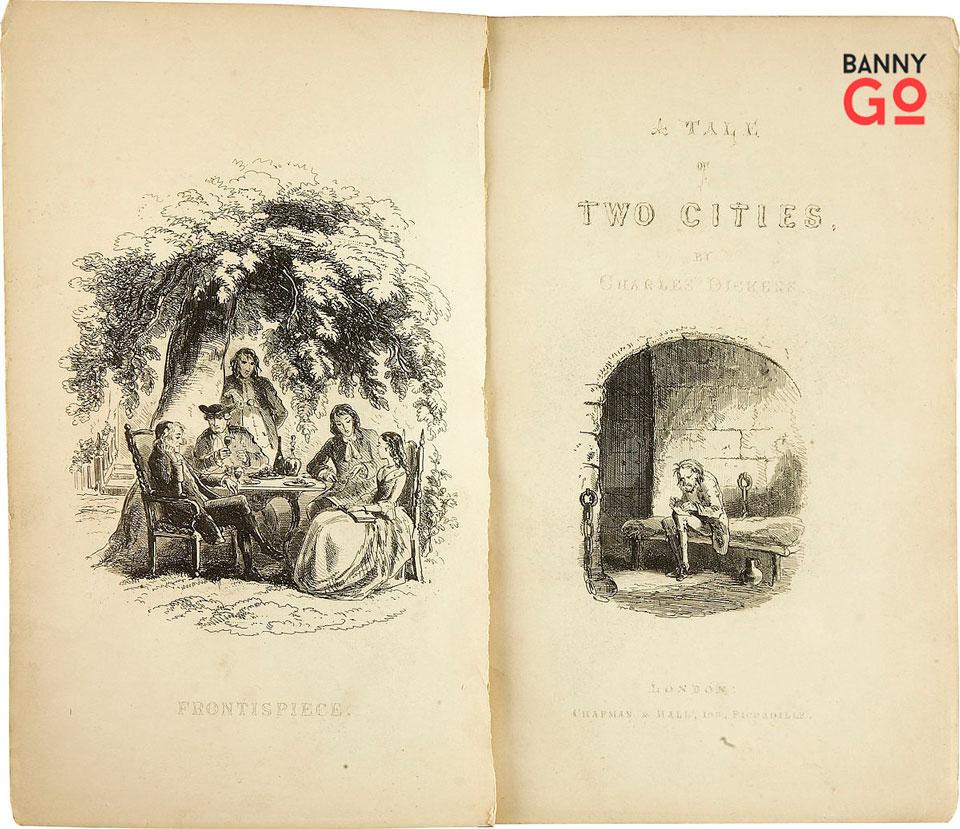 İki Şehrin Hikayesi