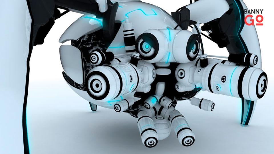 Robot Tasarımı