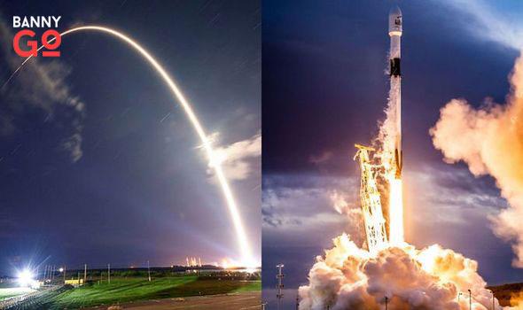 SpaceX Elon Musk, Starlink Projesi
