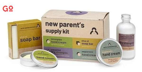 Amazon - Bir yeni ebeveyn tedarik kiti