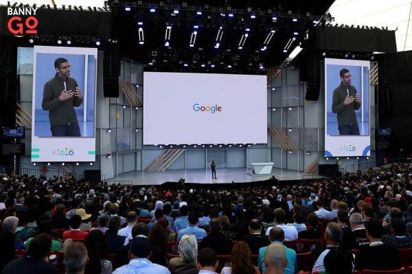 Sundar Pichai - Google Konferansı