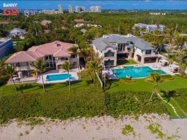 West Palm Beach ile Boca Raton arasında bulunan Florida eyaletine bağlı Boynton Beach'in 78.050 nüfusu vardır.