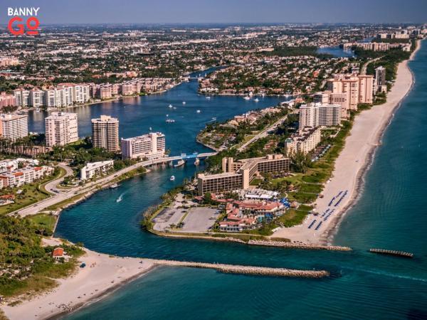 Florida, Boca Raton 99.244 Nüfusa sahiptir.