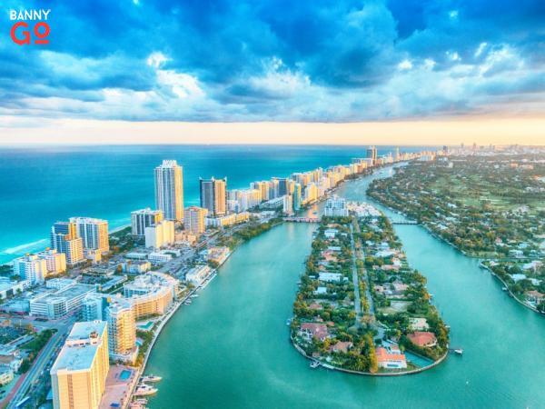 Miami Beach, Florida. 11.510 nüfusa sahiptir.