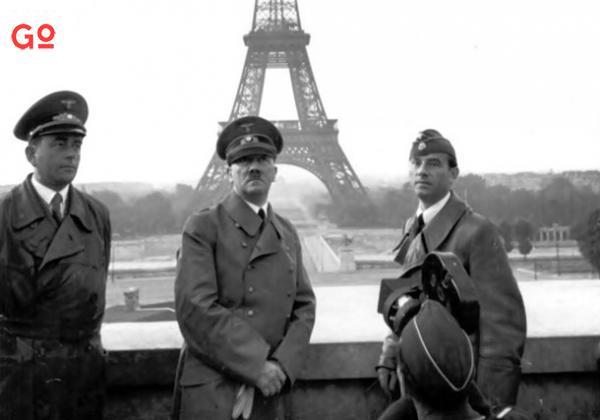 Hitler Eyfel Kulesi