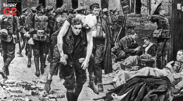 Birinci Dünya Savaşı Almanya