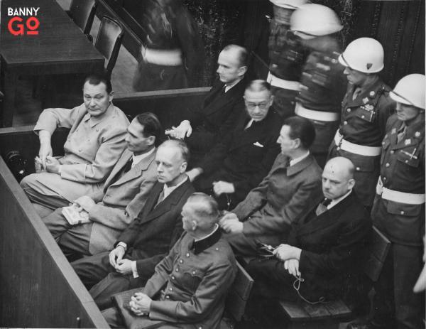 Hitler Mahkeme duruşması