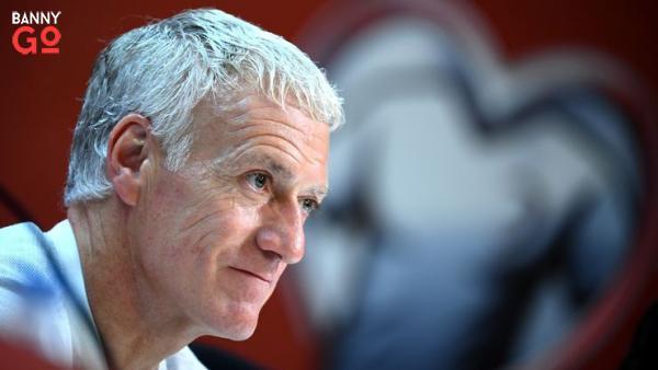 Didier Deschamps basın toplantısı