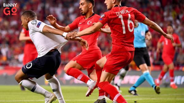 Türkiye fransa maçı