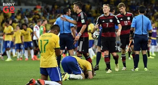 2014 Dünya Kupası Brezilya - Almanya Tarihi Maç