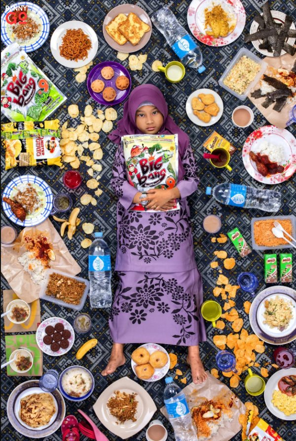 Kajang, Malaysia — Nur Zahra Alya Nabila Binti Mustakim, 7