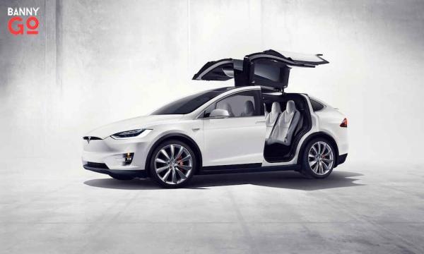Beyaz Tesla