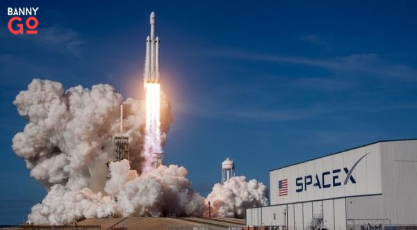 SpaceX Falcon 9 Heavy Roketi