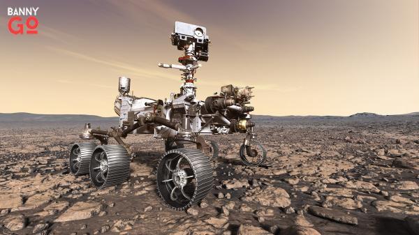 NASA 2020 Yönlendiriciyi (Rover) Adlandır Yarışması