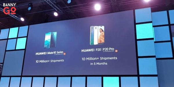 Huawei P30 Konferans