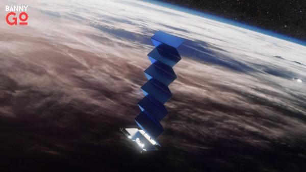 SpaceX Starlink Takım yıldızı
