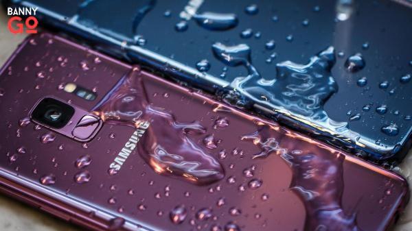Samsung su geçirmezlik seviyesi