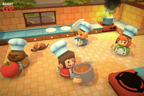 Epic Games - Overcooked