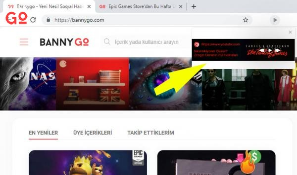 Chrome Media Player Güncellemesi