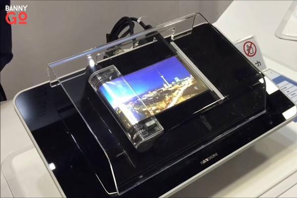 Sony Katlanabilir tablet