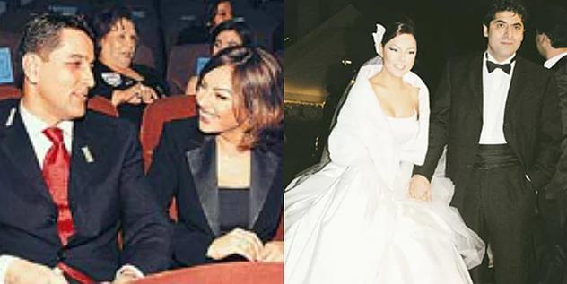 Süha Yavuz ve Ebru Gündeş Evlilik