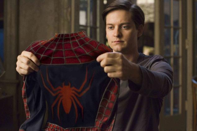 Örümcek Adam Tobey Maguire