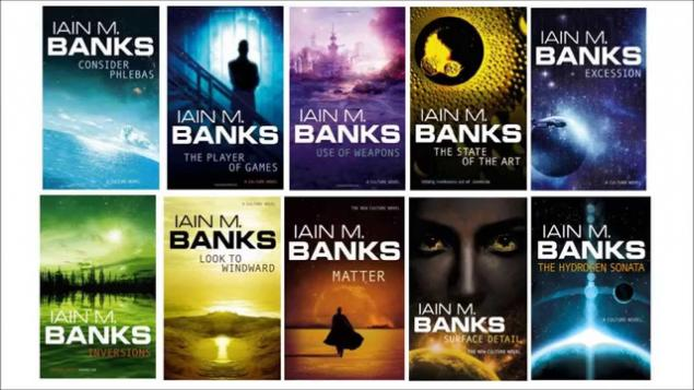 Iain banks The culture