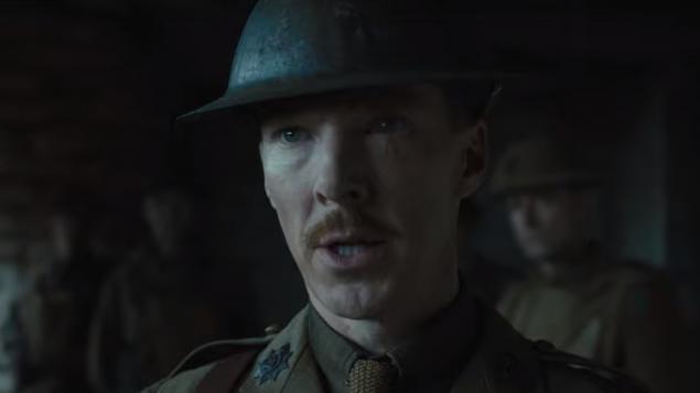 Benedict Cumberbatch 1917 filmi