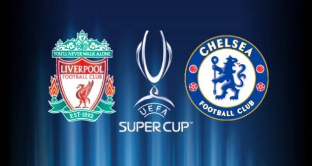 Liverpool Chelsea Uefa Süper Kupası İstanbul