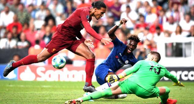 uefa süper kupa liverpool chelsea maçı