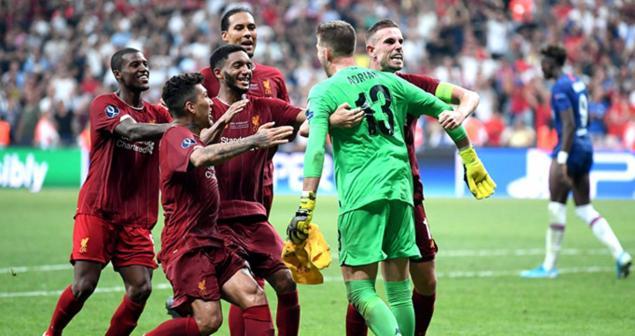 uefa süper kupa liverpool chelsea penaltılar