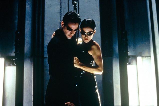 Neo Keanu Reeves, Trinity Carrie-Anne Moss