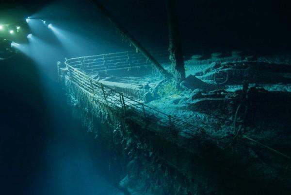 titanik keşif, titanik araştırma