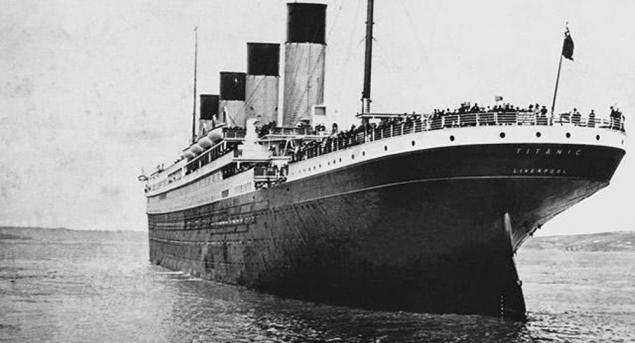 rms titanik