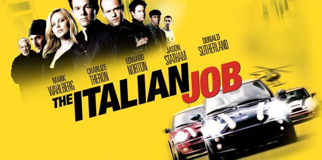 İtalyan İşi (The Italian Job) 2013 – 7,0