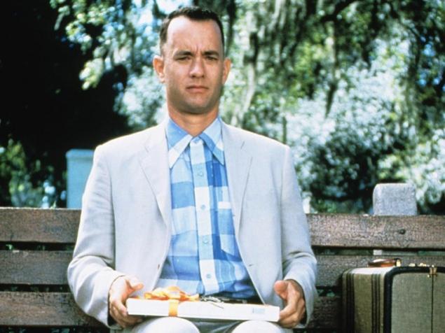 Forrest Gump - 1994 (IMDb - 8,8)