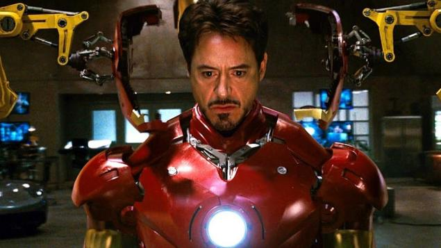 Iron Man - 2008 (IMDb - 7,9)