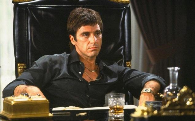Tony Montana - 1983(IMDb - 8,3)