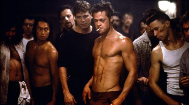 Tyler Durden - 1999 (IMDb - 8,8)