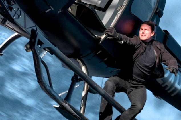 Tom Cruise,Ethan Hunt, Görevimiz Tehlike