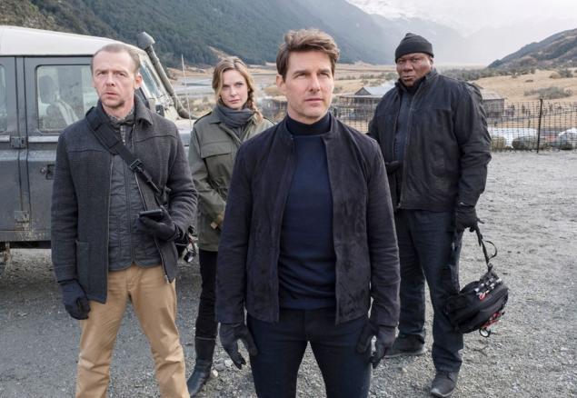Tom Cruise, görevimiz tehlike