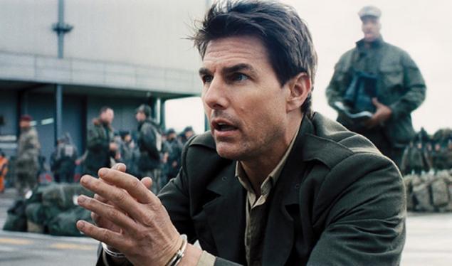 Yarının Sınırında Tom Cruise