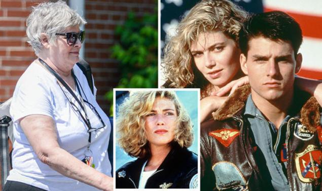 top gun tom cruise ve Kelly Mcgillis