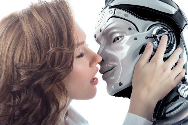 robotlarla aşk