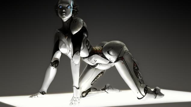 robotlarla ilişki